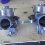 Project Honda CB450 Cafe Racer: How To Sync Keihin CV Carbs If You're Cheap Like Me.