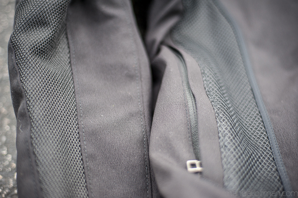 Dainese Super Speed Textile Jacket - Inner Sleeve Mesh