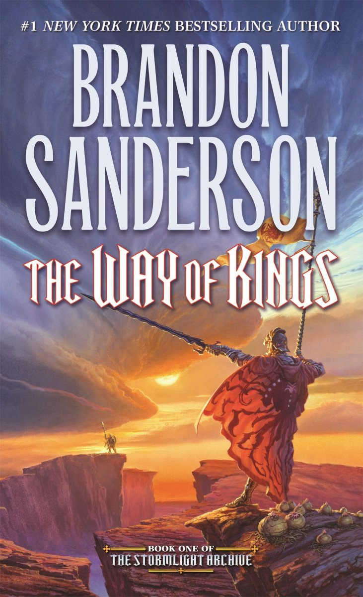 Book Cover Archive ~ Book review the way of kings stormlight archive