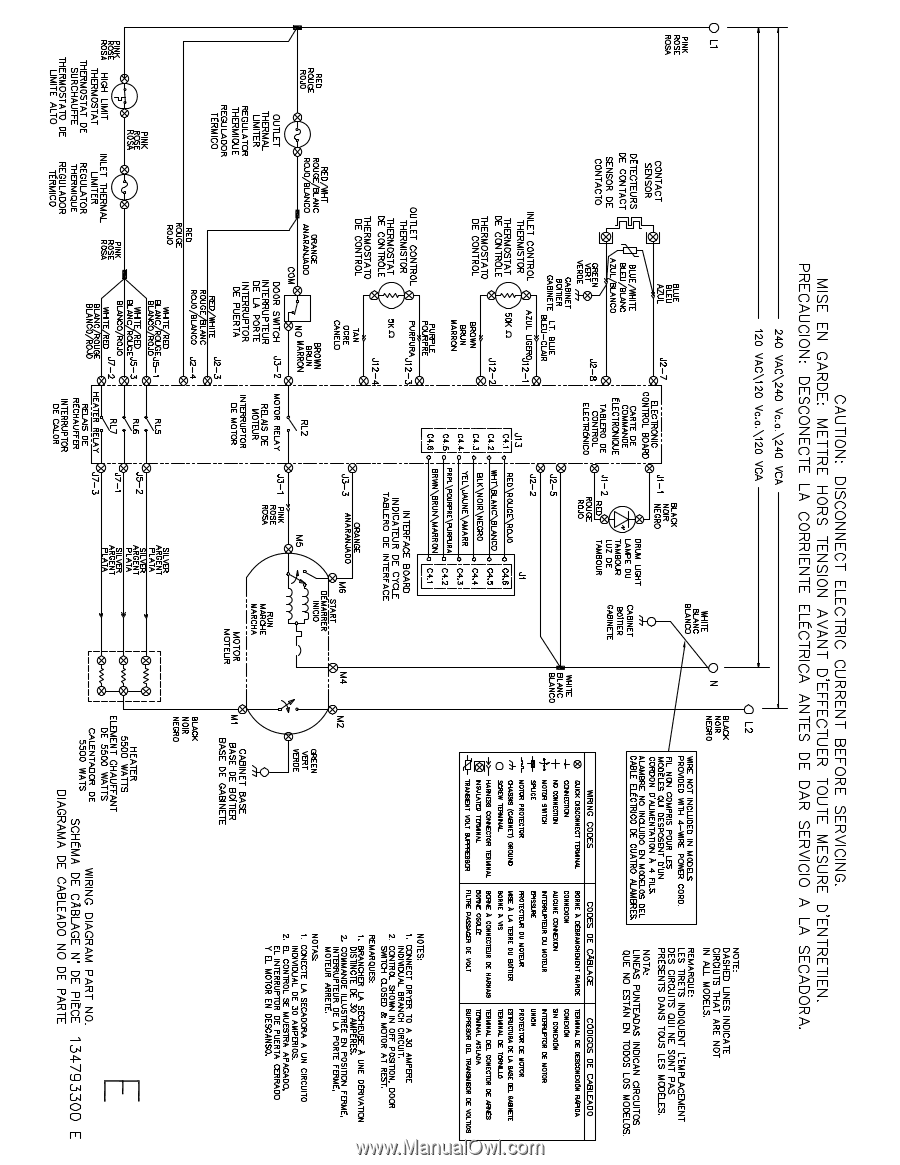 wiring diagram all languages page 1