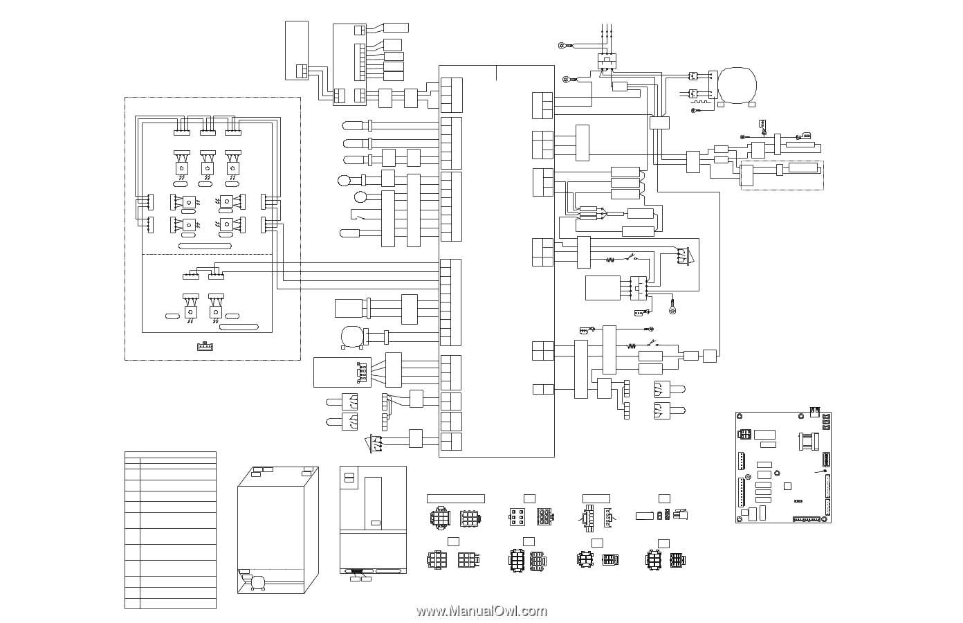 wiring diagram model mc1a