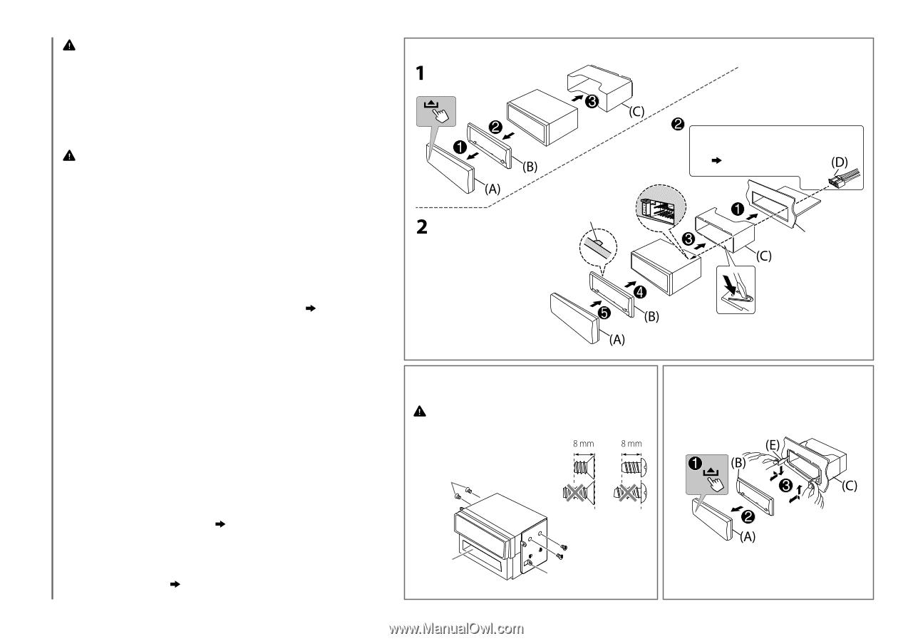 jvc avx 900 Schaltplang