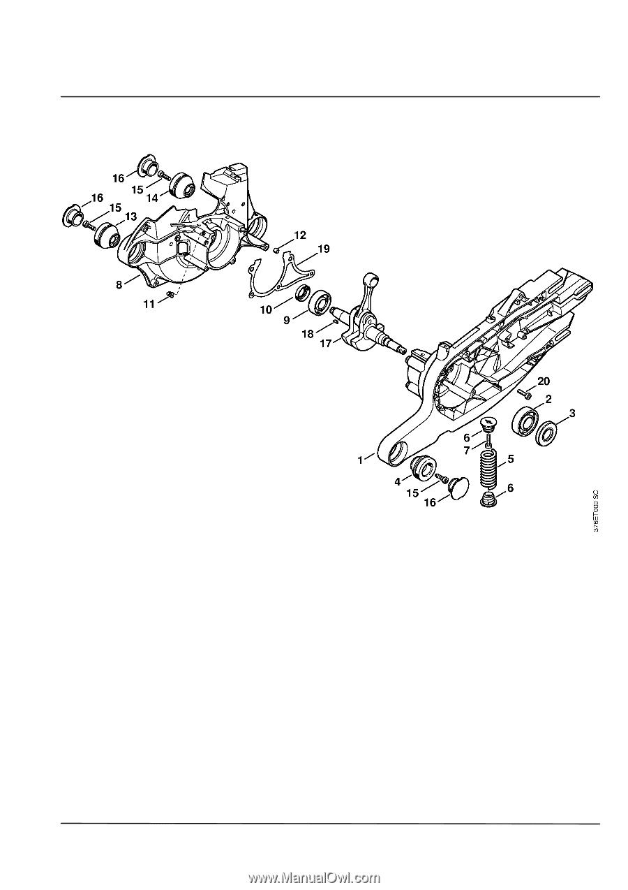 pin sleeve diagram