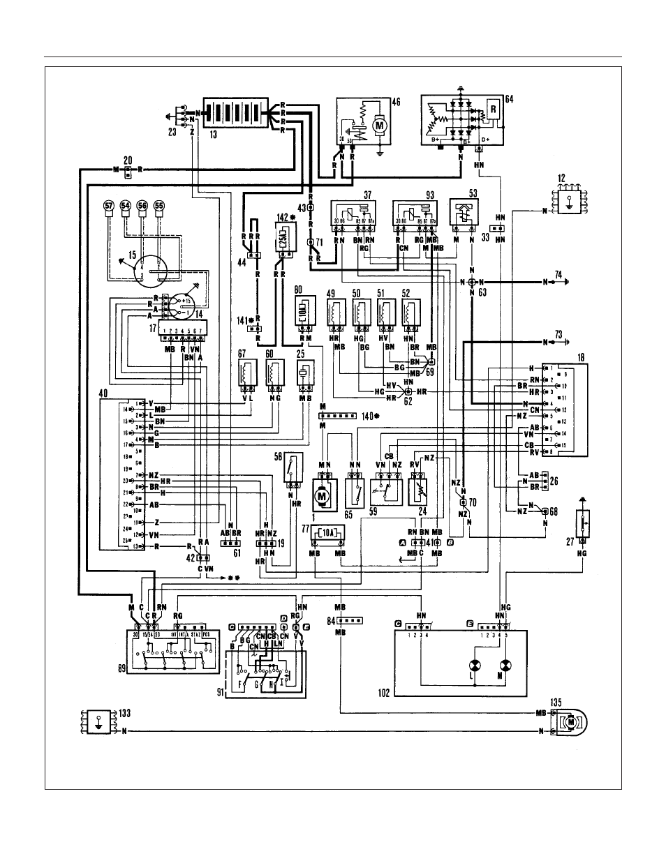 fiat uno coil wiring diagram
