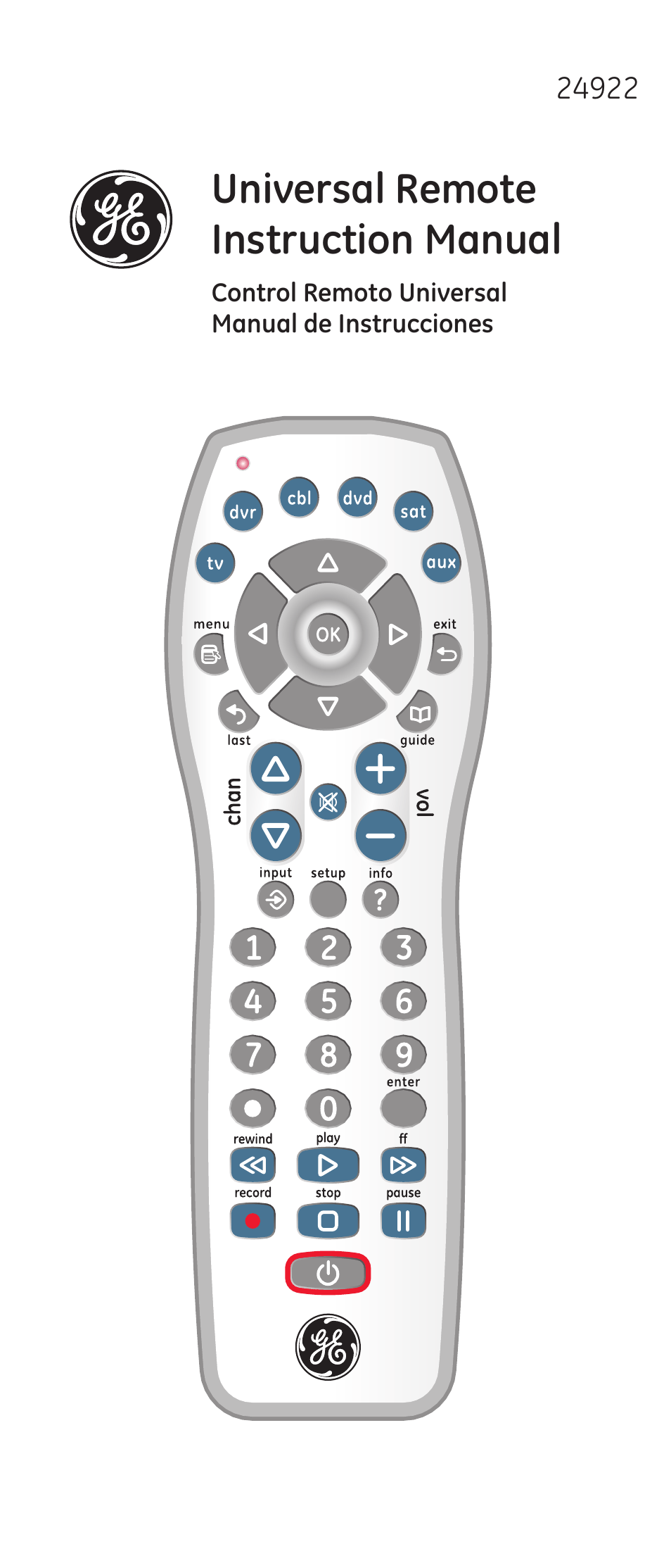 all remotes
