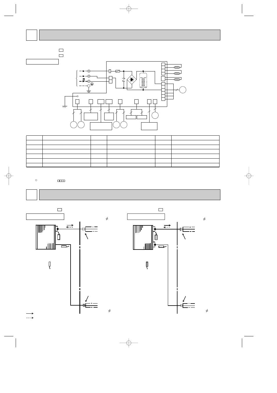 mitsubishi msz wiring diagram