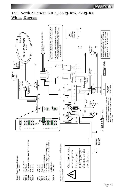 dynasty spa wiring diagram