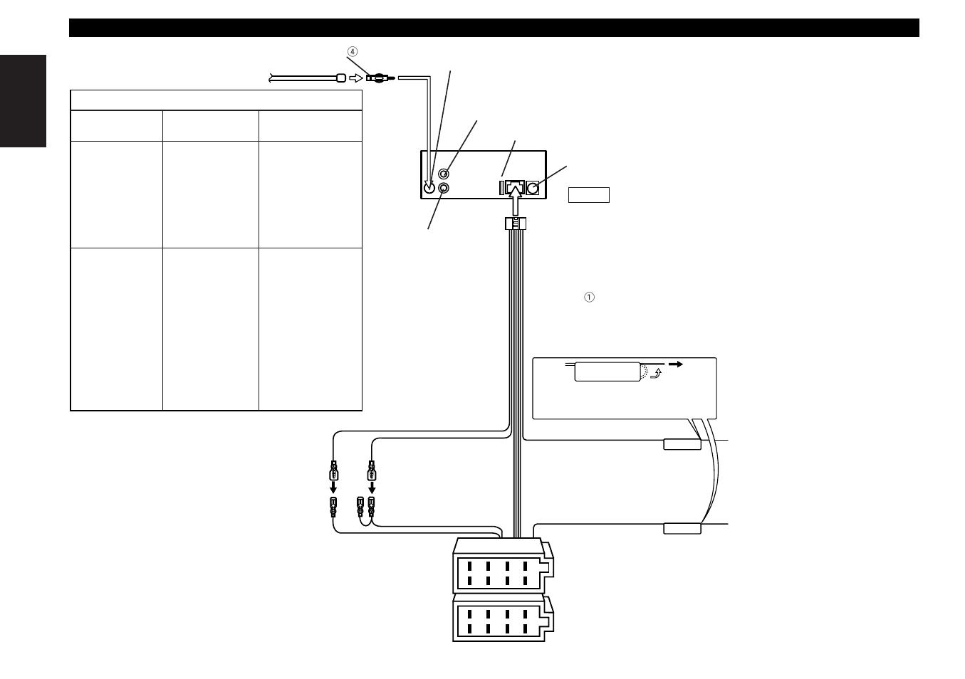 kenwood krc car stereo wiring diagrams