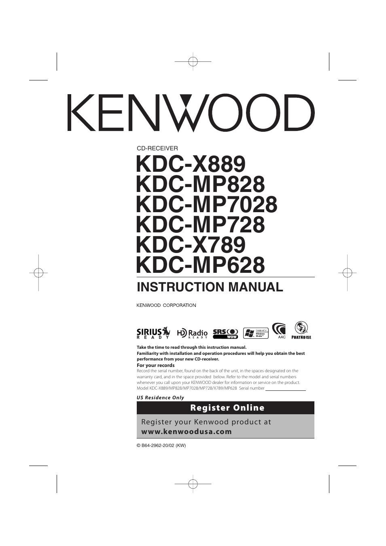 kenwood kdc hd545u wiring diagram