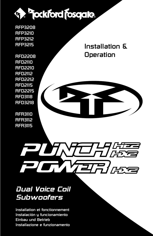 Rock Ford Fosgate Amp Wiring Diagram Auto Electrical Evo E Bike 24v