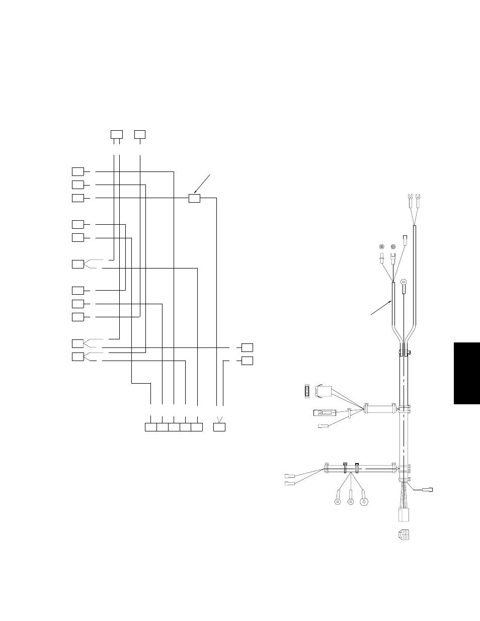toro wiring harness