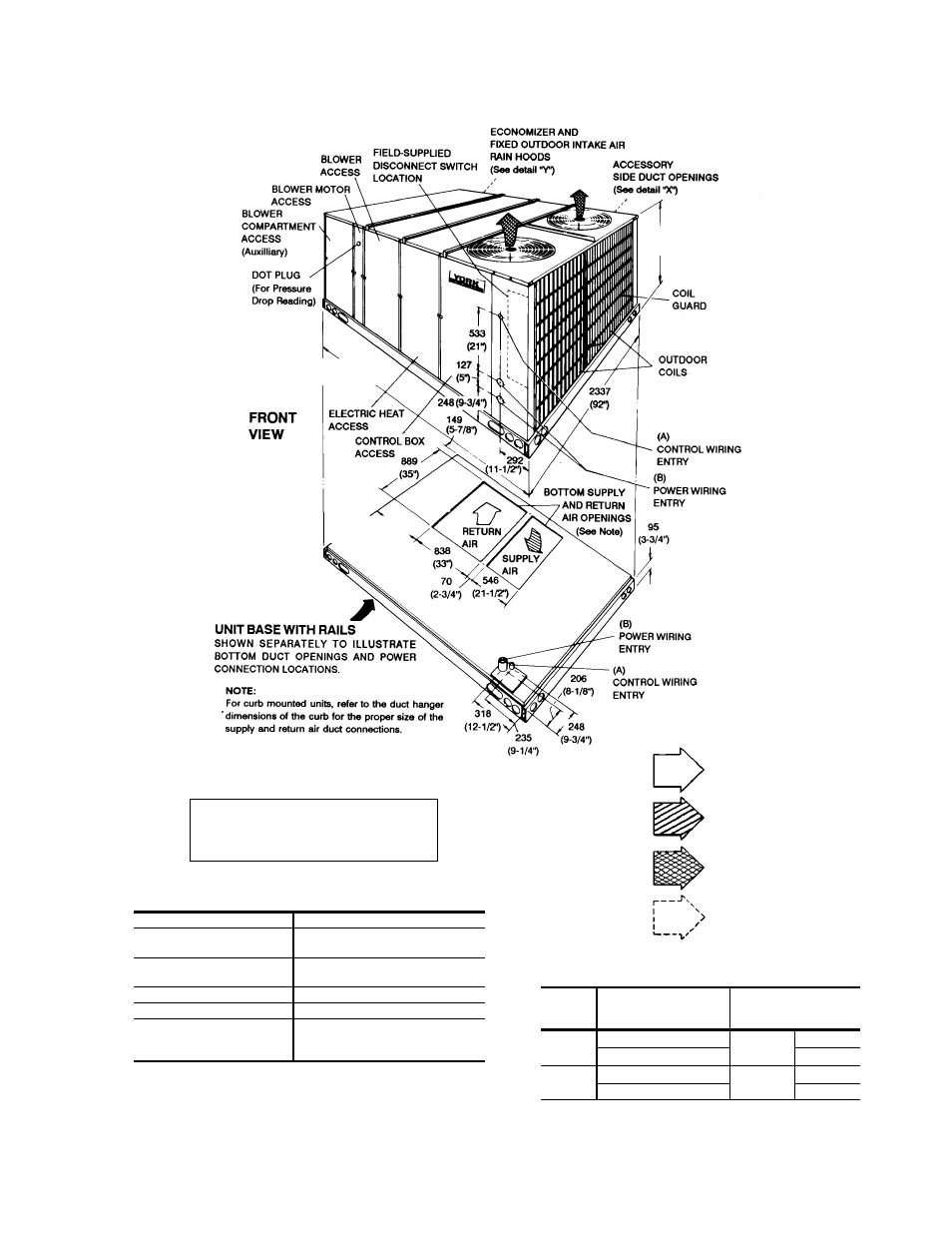 york d3cg wiring diagram