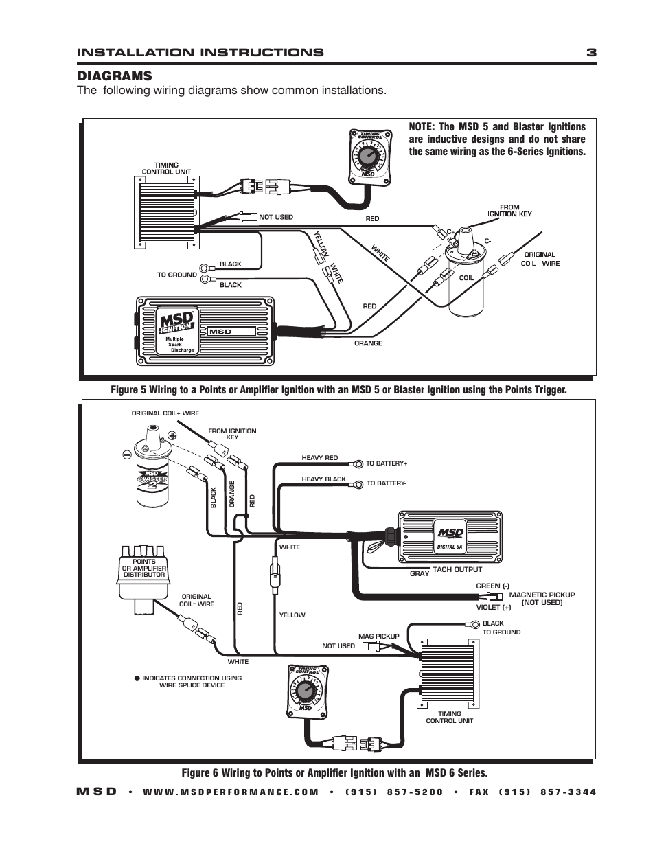 msd 7al wiring diagram 6420