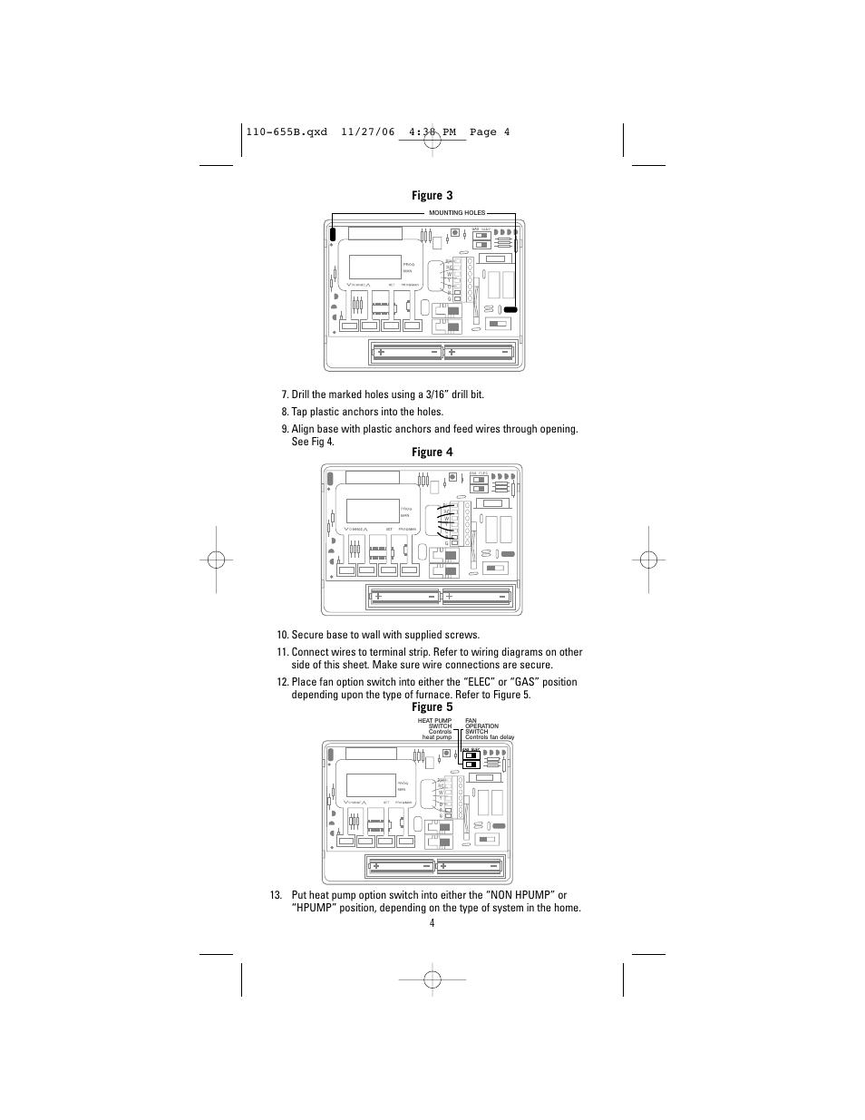robertshaw thermostat 9610 wiring diagram