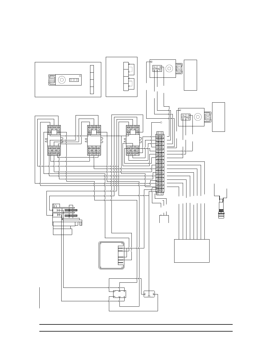 wiring a thermostat with 4 wires