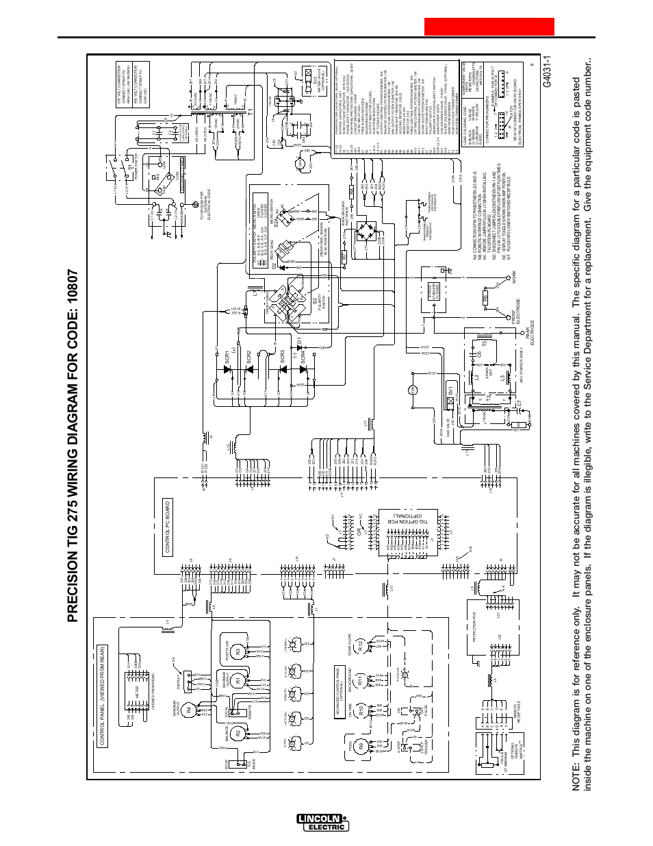 lincoln 225 sw wiring diagram