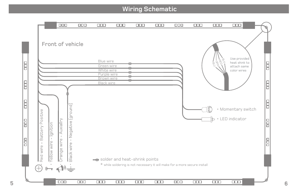 varad led wiring diagram