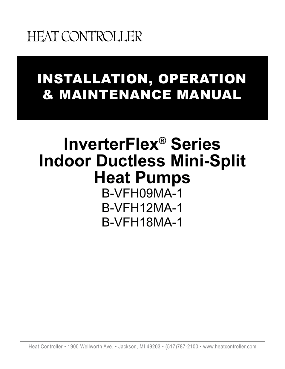 lg mini split installation manual
