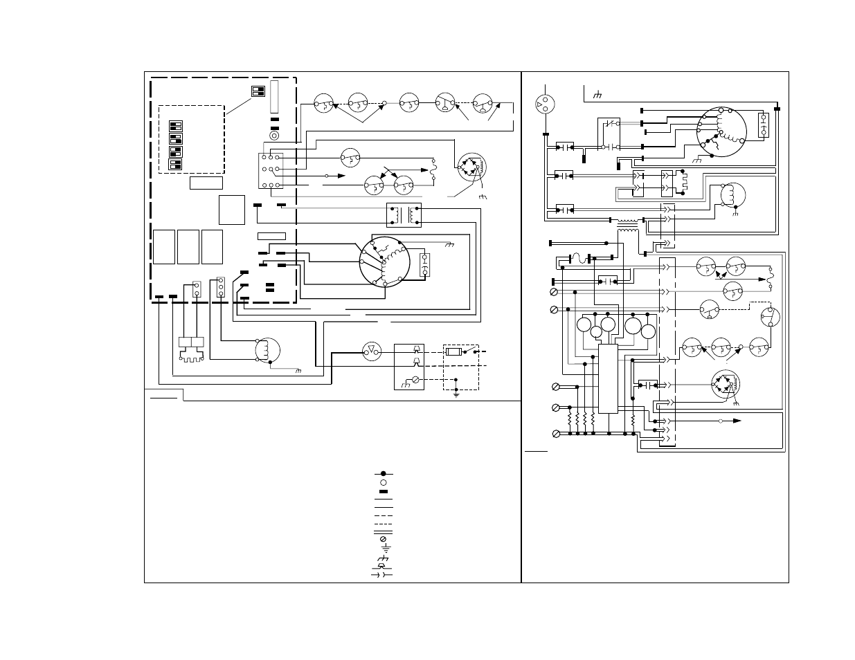 teac wiring color code