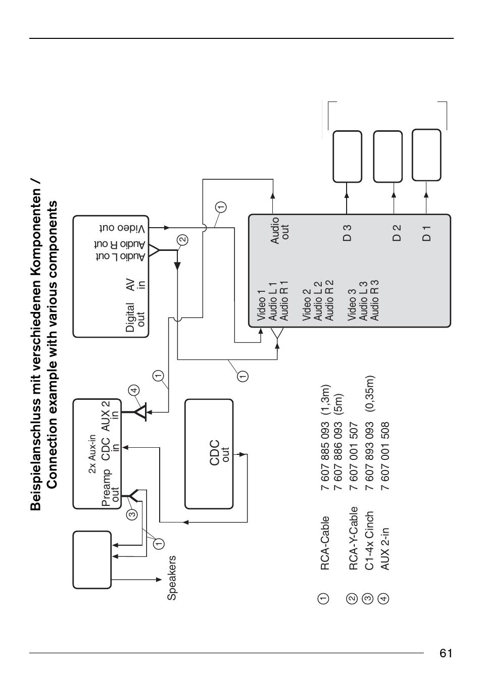 parallel circuit Schaltplang