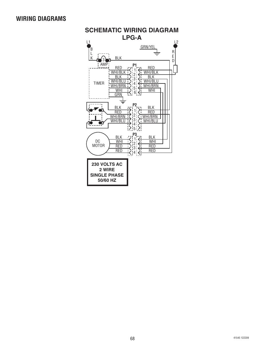 he s 5000 wiring diagram