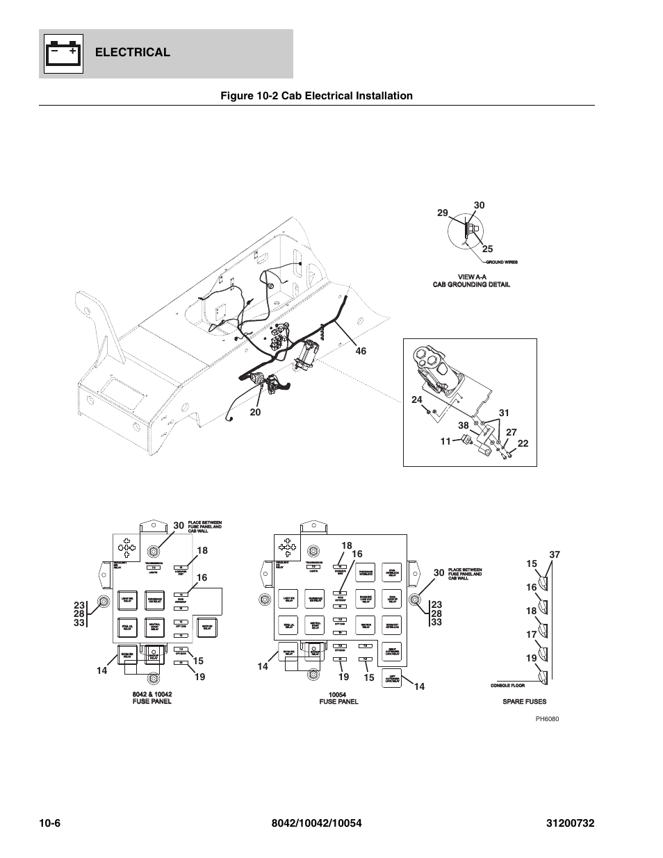 Telsta Wiring Schematic Electrical Schematics Auto Toyota Harness Connector 11428 Skytrak Scissor Lift Diagram Brakes