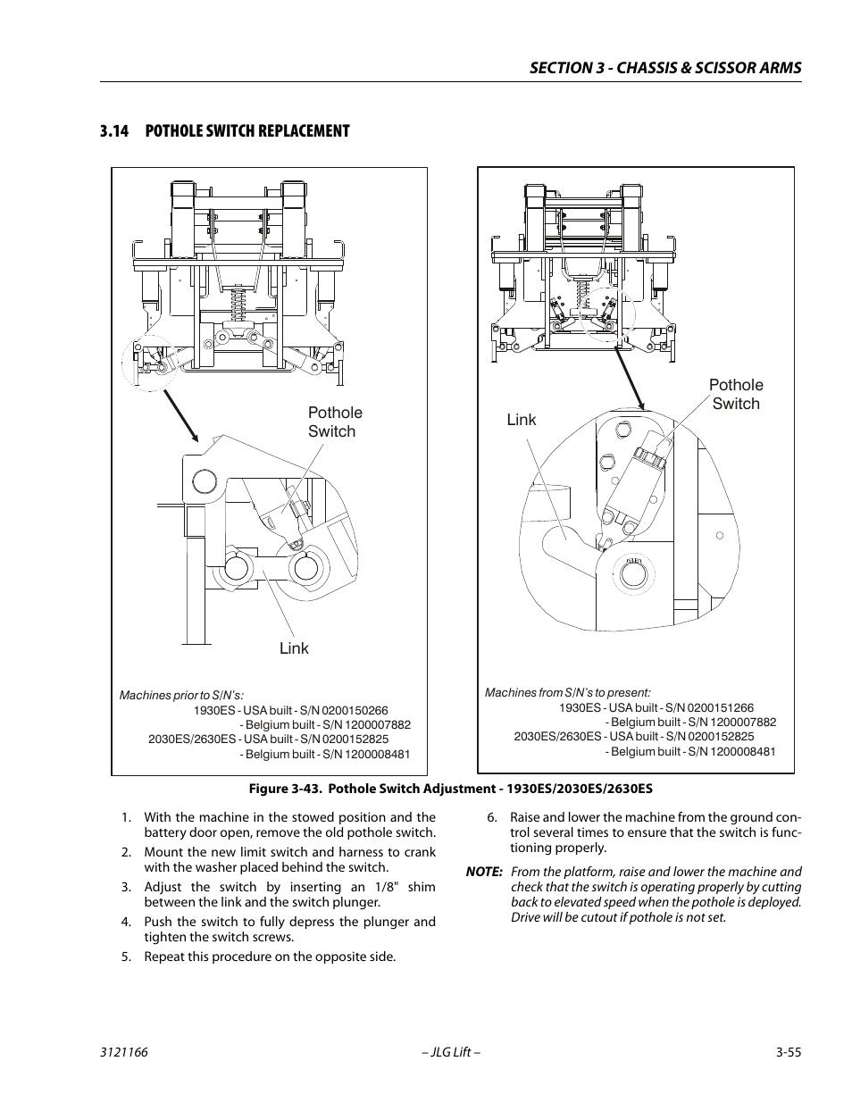 110 Switch Wiring Diagrams 14 Pothole Switch Replacement Pothole Switch Replacement