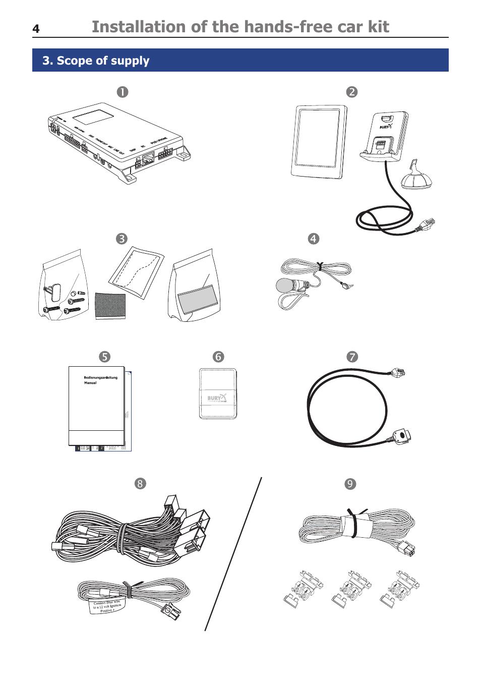 bury bluetooth wiring diagram