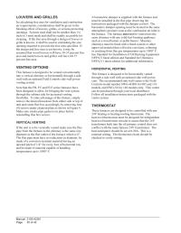 Bard Oil Furnace FLF085D36F User Manual | Page 30 / 42 ...