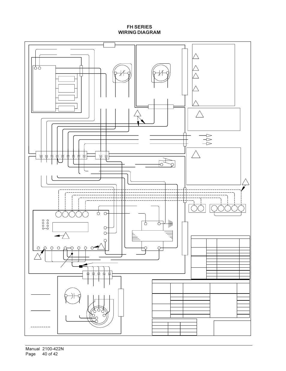 bard hvac wiring diagram