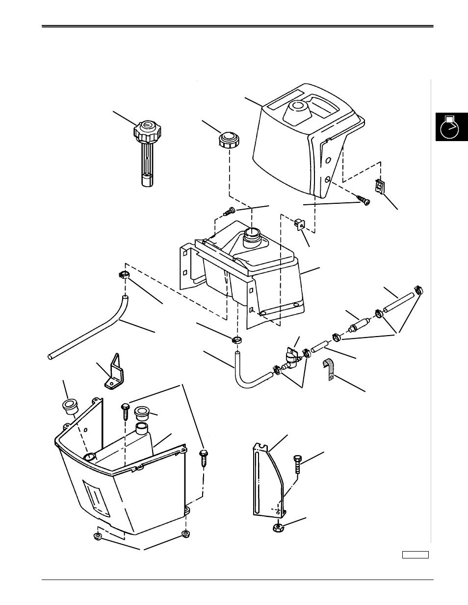 deck for stx38 wiring diagram