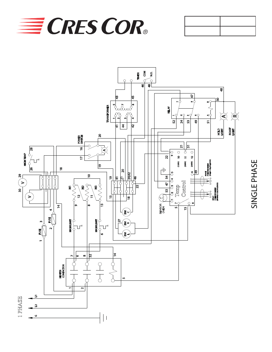 phase o matic wiring diagram