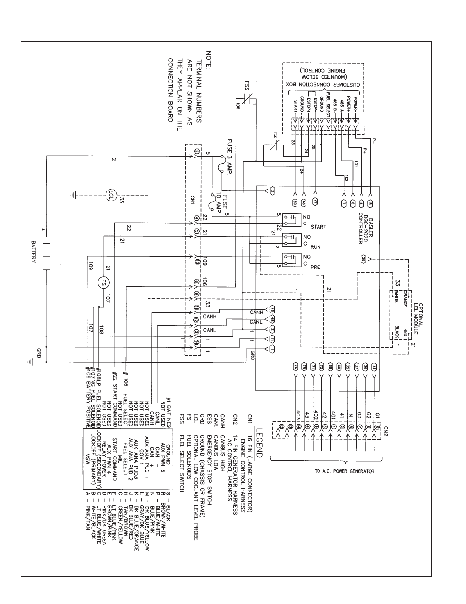 basler generator wiring diagram best wiring librarybasler generator wiring diagram
