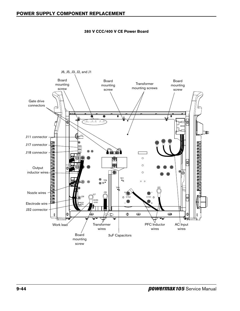 genie powermax 1200 wiring diagram