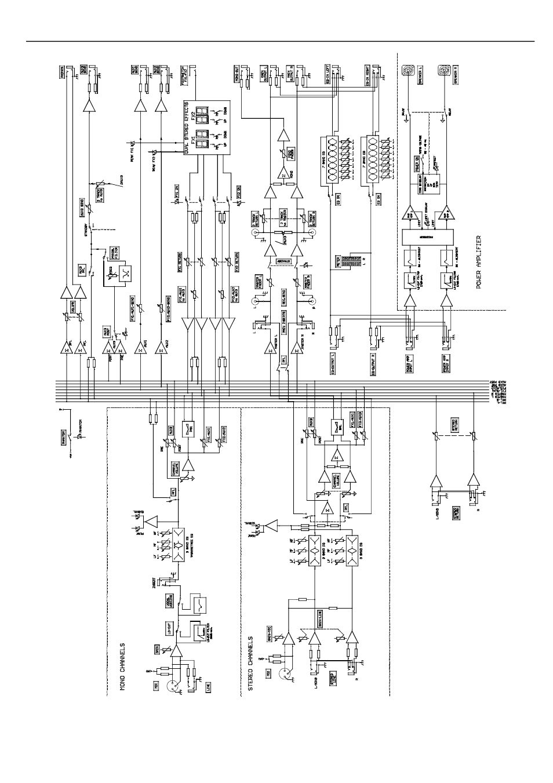 home studio wiring diagram