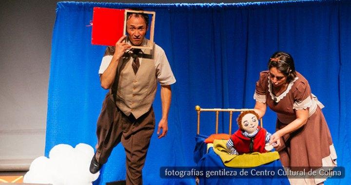 Juanito y el Libro – Teatro Losotros