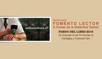 Seminario Fomento Lector – Fondo del Libro 2016