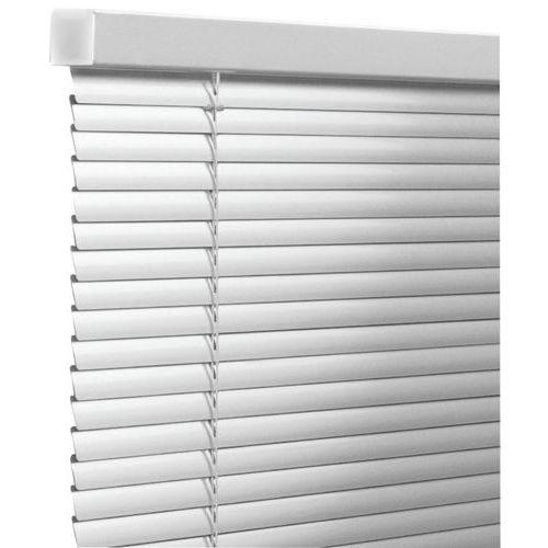 Store vénitien aluminium sur-mesure - Manutan - Store Venitien Pour Porte Fenetre Pvc