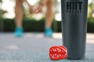 HIIT Bottle protein shaker