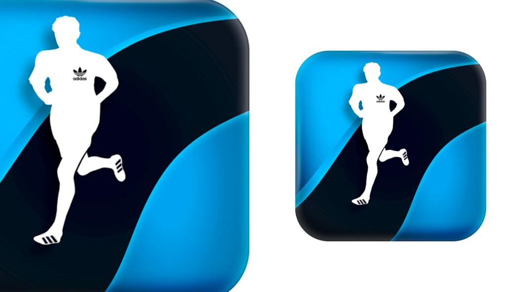 Adidas Runtastic Logo