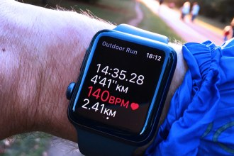 Apple Watch Running Apps