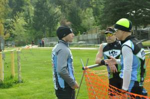 Rainier Duathlon 2014 - Coach Conference