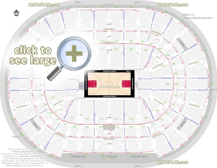 united center seating chart blackhawks inspirational chicago