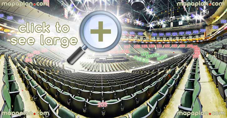 Xcel Energy Center seat  row numbers detailed seating chart, Saint