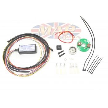Pazon Sure-Fire 6-Volt Electronic Ignition for Triumph BSA Singles