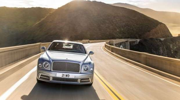 Foto: Bentley prezanton supermodelin e 2017-ës
