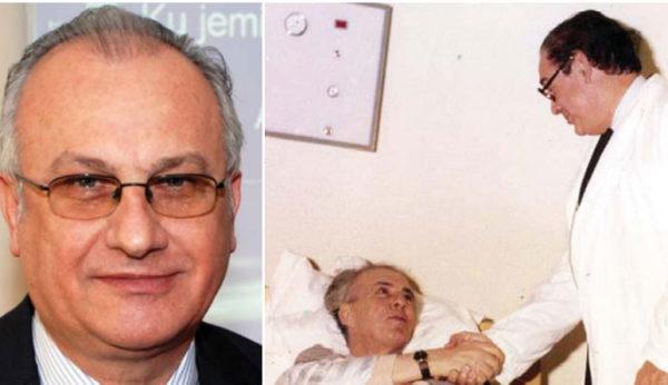 'Mos flisni se…', Sokol Hoxha: Si më kërcënoi mua dhe Lilianën mjeku i Enverit