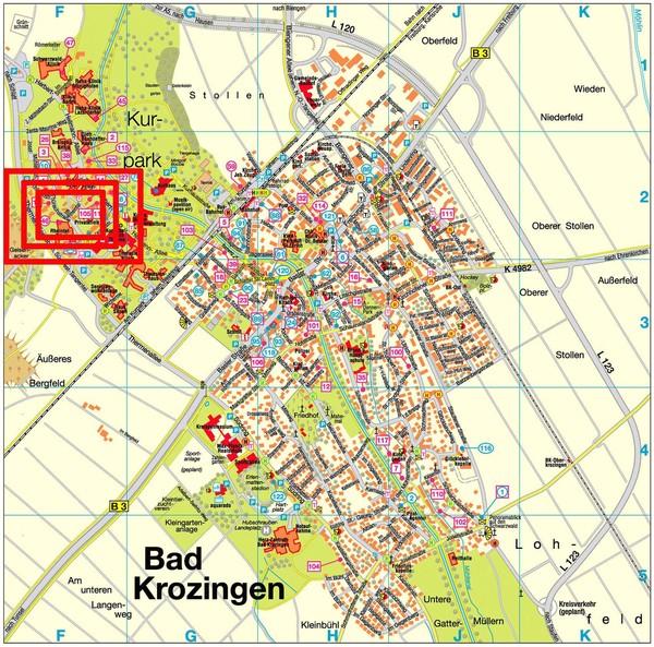 Bad Krozingen Map - Bad Krozingen Germany u2022 mappery - bad krozingen