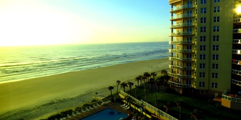 Daytona Beach Hotel Review: Oceanside Inn