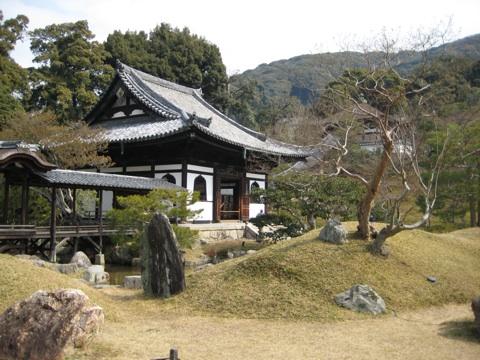 garden in kyoto